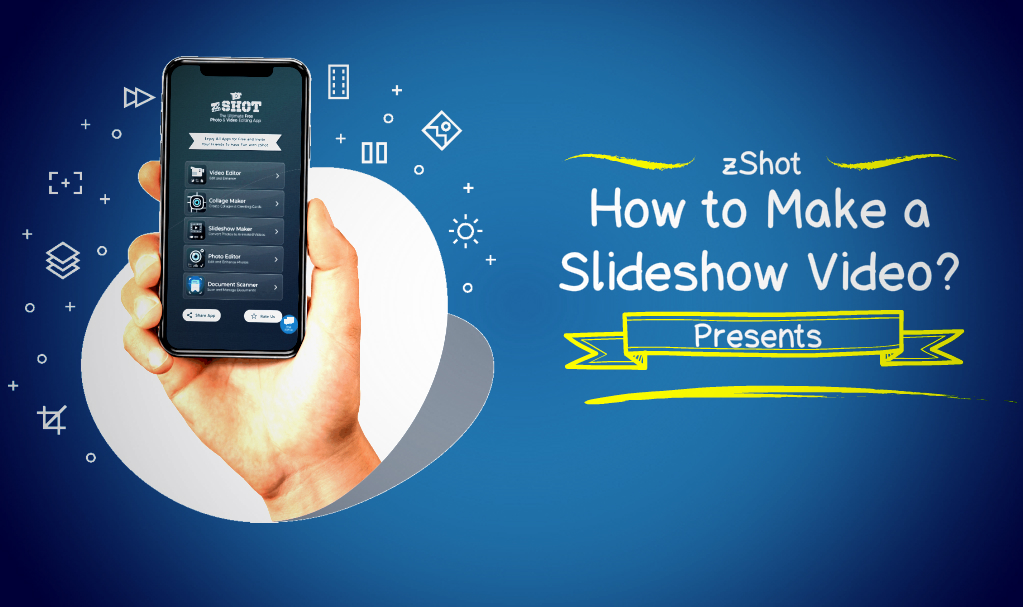 How to Make a Slideshow Video?