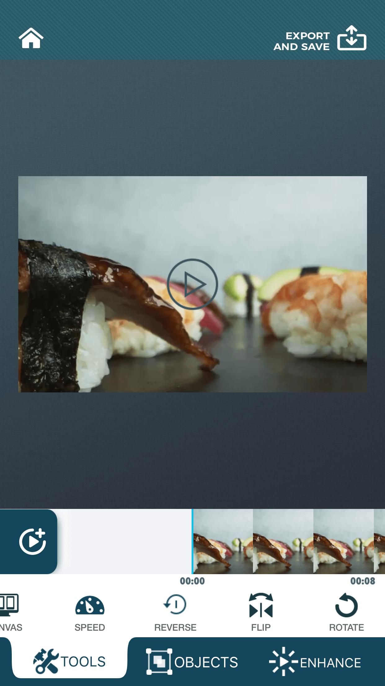 Speed tool of zshot app.