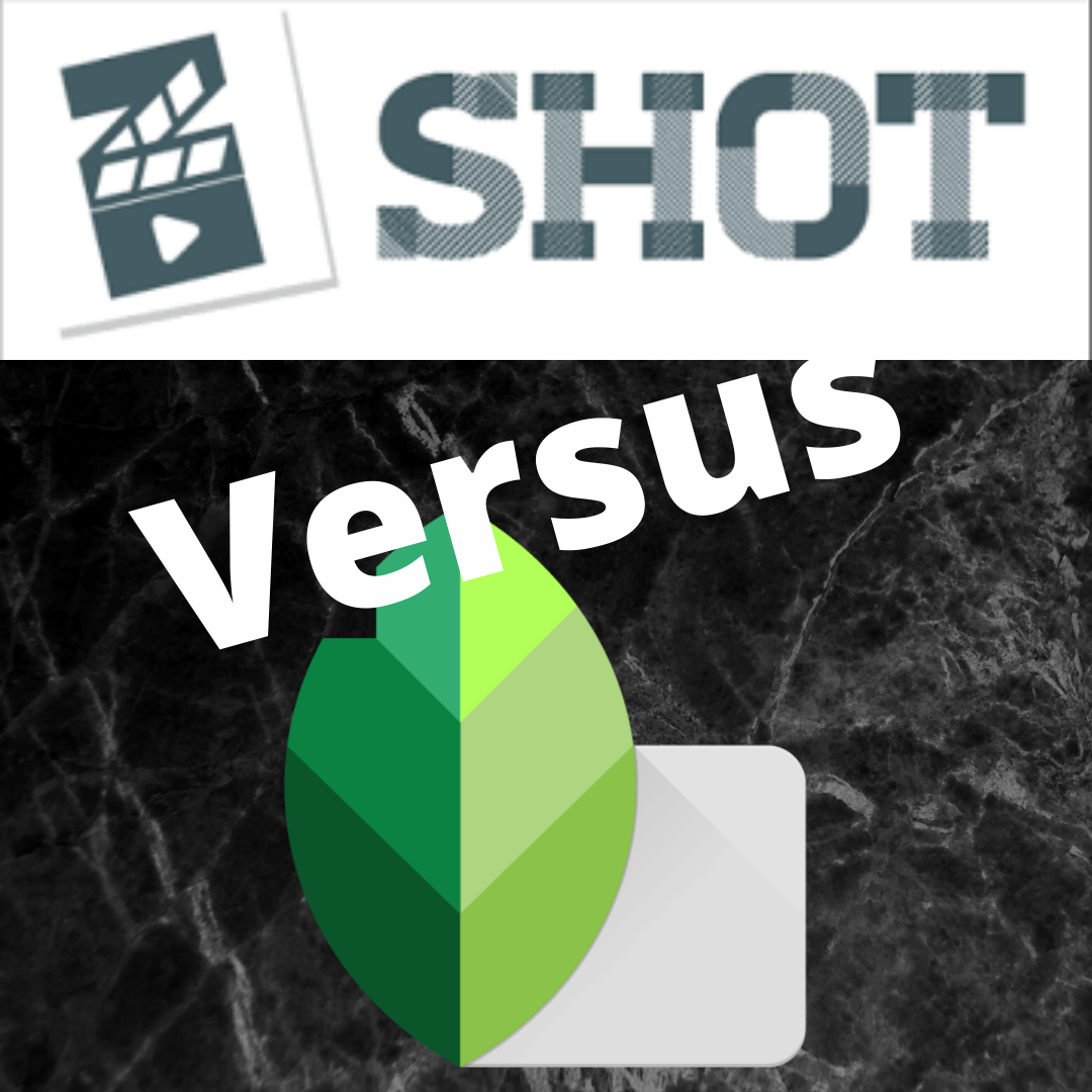 We'll Find Out If zShot's Better Than SnapSeed