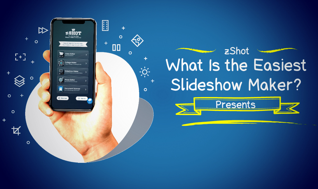What Is the Easiest Slideshow Maker?