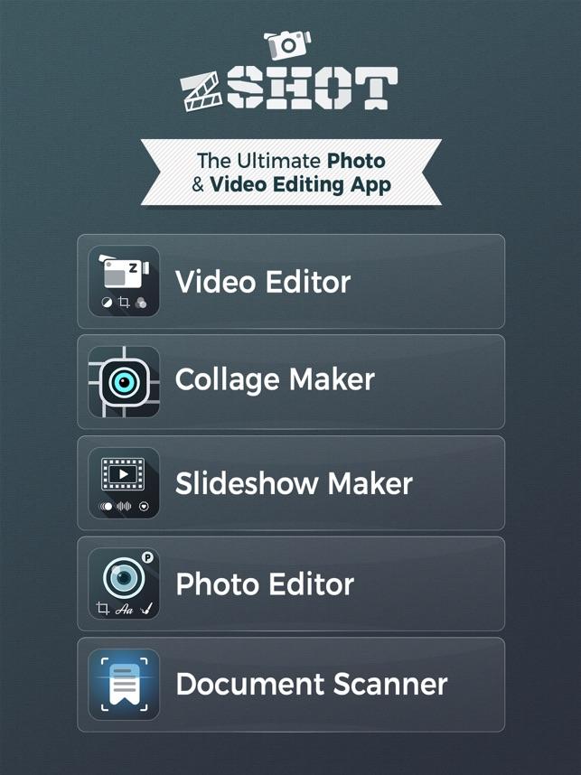 best photo editing app homepage