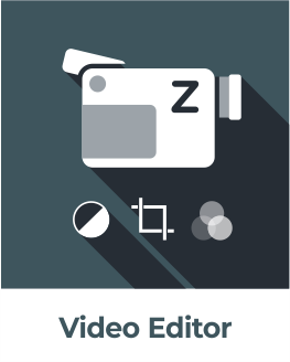 zShot Is A Video Editor